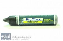 PicTixx MettalicPen Silver