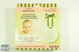 PolymerClay Baby Impression Kit