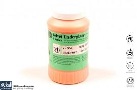 Pottery Underglaze V-384 Real Orange