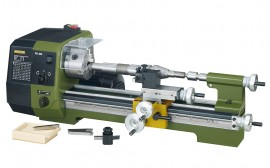 Precision lathe PD 400 images