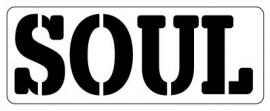 Words Stencil - Soul