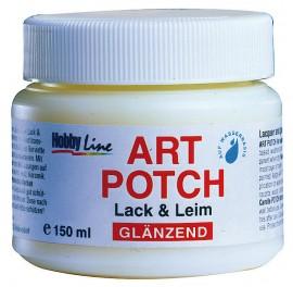 Artpotch varnish&glue Glossy