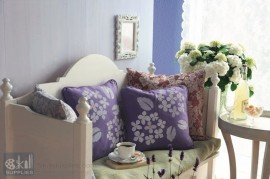 FabricPaint Violet