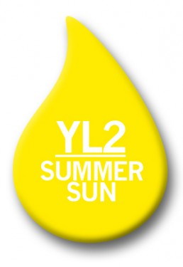 Ink Refill 25ml SummerSun,YL2