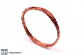 Jewellery Wire Copper ,Gauge No.23