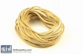LeatherCord Suede Beige images