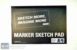 Marker Pad A4