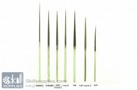 Needle file set 2