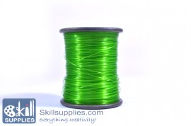 Nylon cord 0.3mm green,100 mts images