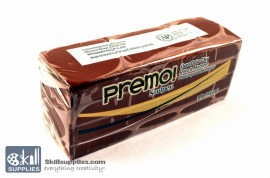PolymerClay Burnt Umber 1lb images