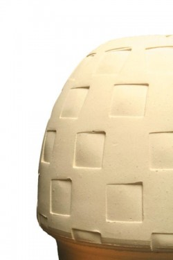 Pottery Clay Ceramic Mid/High-fire White Stoneware No.38 Moist (5kg)