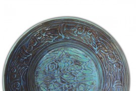 Pottery Underglaze V-386 Electric Blue images