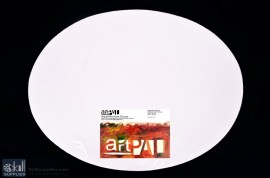 Stretched Canvas Oval 12X16 images