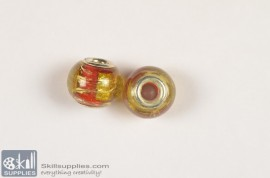 Super fancy glass beads 4 images