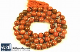 Gold Stone Beads