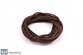 LeatherCord Suede Coffee images