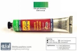 OilColour Light PermanentGreen