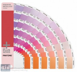 PANTONE PLUS SERIES PREMIUM METALLICS Coated images