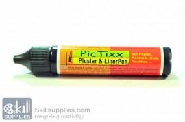 PicTixx Pluster&linerPen 29ml black