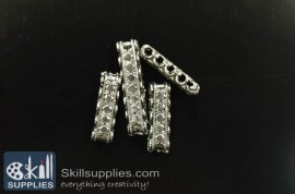 Spacers Antique Silver 2 images