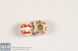 Super fancy glass beads 5 images