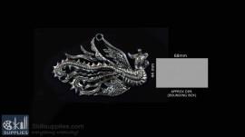 Antique finish Dragon