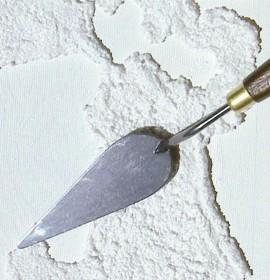 Artist painting knives No.12