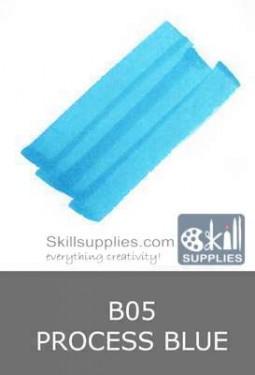 Copic Process blue,B05