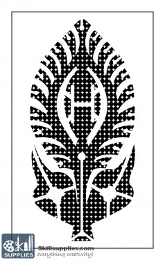Design Elements Stencil DE004 images