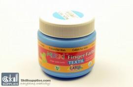 Fingerpaint TEXTIL Blue