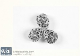 German Silver Bead 33 images