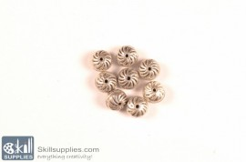 German Silver Bead 4 images