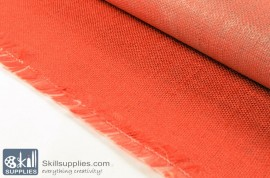 Jute Cloth Red - 4 Sq ft