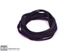 LeatherCord Suede Black images