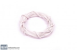 LeatherCord White1.5 images