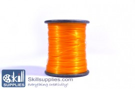 Nylon cord 0.3mm orange,100 mts images