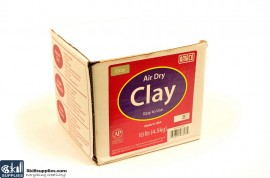 Pottery Clay Air-Dry Gray 4.5kg images