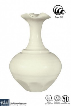 Pottery High Fire Glaze HF-10 Clear 1 gal images