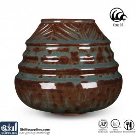 Pottery Low Fire Glaze A-43 Green Float images