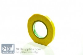 Rice paper tape Yellow 6mm images
