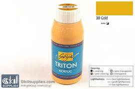 AcrylicPaint Gold