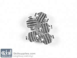 German Silver Bead 32 images
