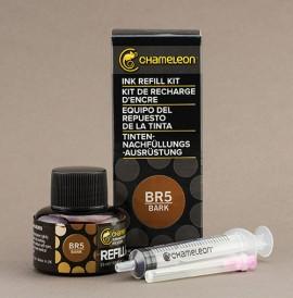 Ink Refill 25ml Bark,BR5
