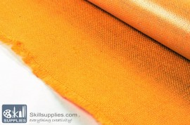 Jute Cloth Sunset Orange - 4 Sq ft