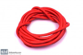 LeatherCord Red3 images