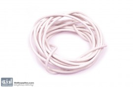 LeatherCord White images
