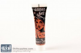 MakeUp Tube GlitterRed
