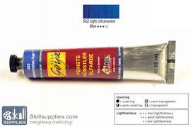 OilColour Light UltramarineBlue