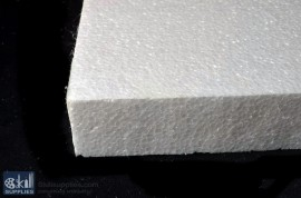 Polystyrene block 50 mm,8kg density images