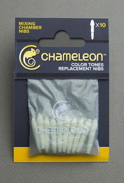 Replacement Nibs -Mixing ChamberNibs,Pack of 10 images